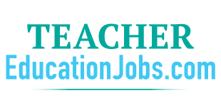 Teacher Education Jobs